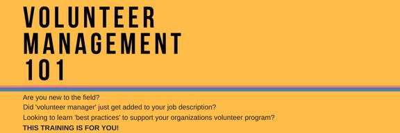 Northwest Oregon Volunteer Administrators Association